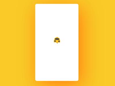Taxi App | Prototype