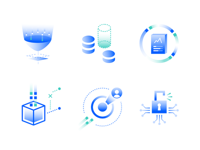 Icon Design for Test-Button Web Page