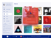 The Concept Design of Music Player