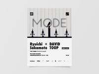 MODE 2018 - Poster Redesign