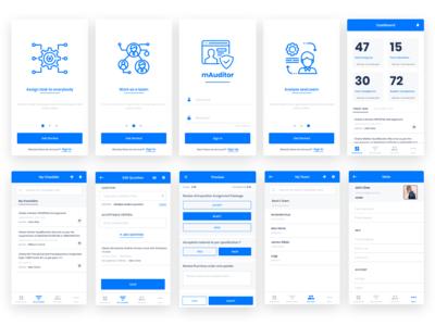 Audit App Concept