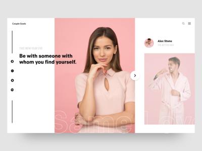 Portfolio Design Concept