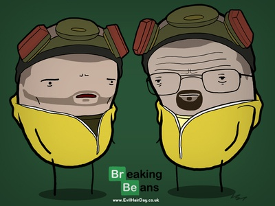 Breaking Beans