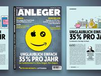 DER ANLEGER Cover 2018-07