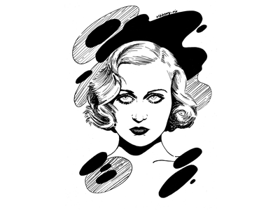 Femme Fatale Designs Themes Templates And Downloadable Graphic Elements On Dribbble