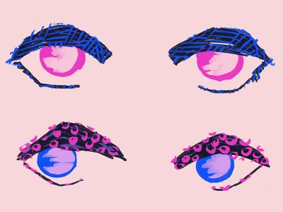 Eyes - Texture Play