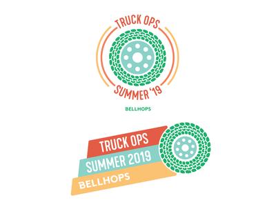 Truck Ops T-shirt Alternates