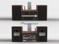 Pioneer X Cm66d  1