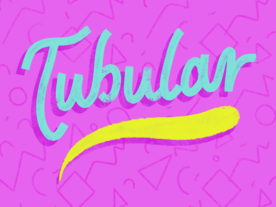 Tubular Lettering 90s quotes lettering hand lettering the 90s 90s
