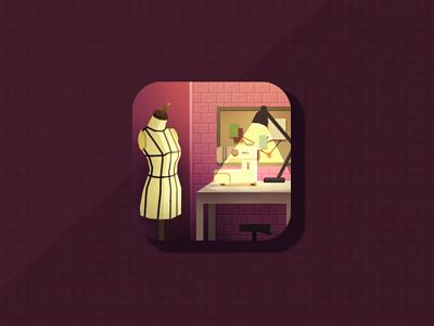 Atelier interface game logo illustration ui photoshop 2d art 2d concept design