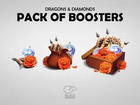 Pack of boosters