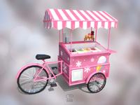 Mobile icecream vendor