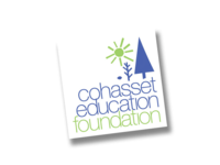 Cohasset Education Foundation | corporate mark