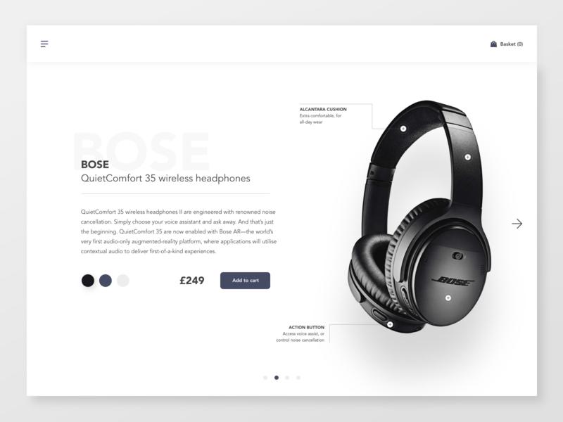 Daily UI #33 - Customise Product design ecommerce app website design ux ui daily ui ui design