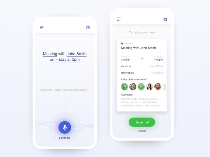 Daily UI #42 - To Do List mobile app design app ux daily ui ui ui design