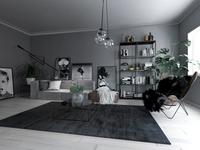 3D Interior - Studio