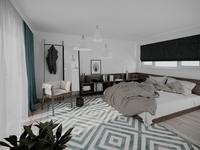 3D Interior - Scandinavian Style - Sweden