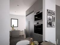 3D Interior - Scandinavian Style