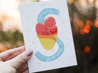 Valentine Greeting Design - 04