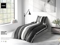 SIngle Bed Bedding Mockup Set