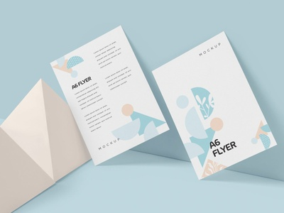 A6 Single Page Flyer Mockups print design printing print event advertisement advert promotion brochure design template a6 template a6 flyer single page mockups mockup flyer mockups flyer mockup flyer page a6