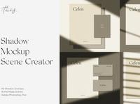 Celen Shadow Mockup Scene Creator