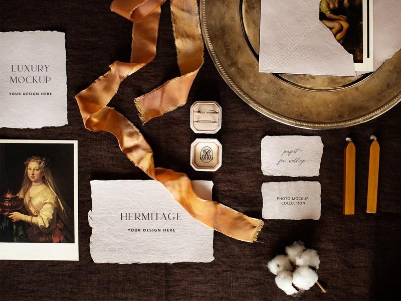 Hermitage Luxury Stock Photos