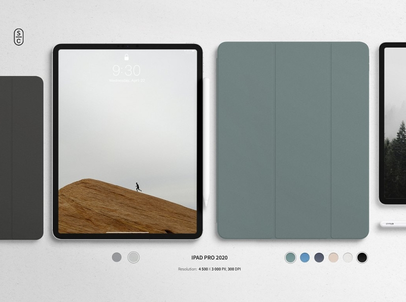 Apple Devices Scene Creator By Mockup5 On Dribbble