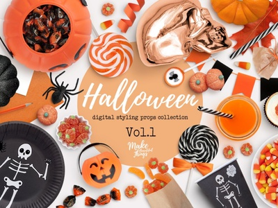Halloween Scene Creator psd template isolated objects psd png spooky ghost scary mockup set design halloween bash mockups mock-up mockup halloween flyer halloween party halloween design scene creator halloween scene creator halloween scene halloween