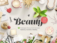 Beauty, Stationery, Wedding, Cosmetic