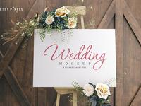 Wedding Board Mockup Bundle