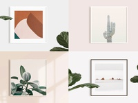 Frame Mockup Kit Bundle