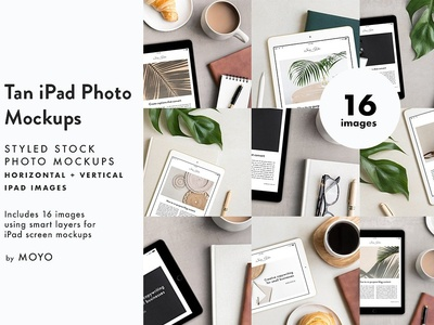 Tan iPad Photo Mockup Bundle design print branding mockups mock-up mockup hero image website stock photo mockups photo mockups styled stock lifestyle minimalist tablet stock image styled stock photo stock photo tan ipad mockups ipad photo mockup