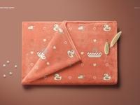 Fabric Factory v.7 Fleece Mockup Set