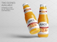 Juice Bottle LG Mock-Up