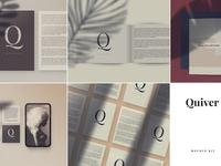 Quiver - Mockup & Scene Creator