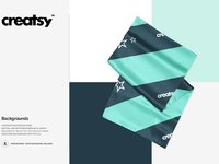 Satin Scarf Mockup Set by Mockup5 on Dribbble