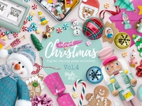 Christmas Scene Creator Vol.4