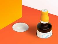 Bottle Mockup Pack