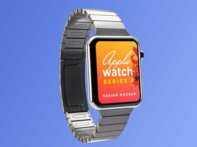 Apple Watch Design Mockup