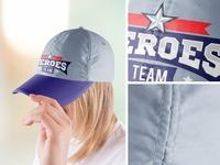 Baseball Cap Mockups Set