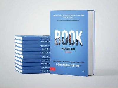 Sketchbook / Book Mock-up