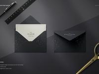 Envelopes Mockup Set (+props)