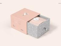 Gift Boxes and Bags Mockup Set