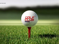 Golf Ball & Accessories Mockup Set