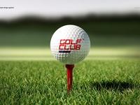 Golf Ball & Accessories Mockup Set