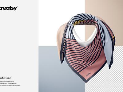 Wrapped Silk Scarf Mockup wrapped silk silk scarf silk scarf mockup scarf mockup silk mockup scarf mockups silk scarf mockups fashion apparel fashion branding branding wrapped silk wrapp wrapped mockup mockup mock-up mockups template design