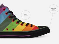 Sneakers Mockup Set by Mockup5 on Dribbble