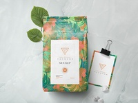 Packaging Pouch Mockup Scenes