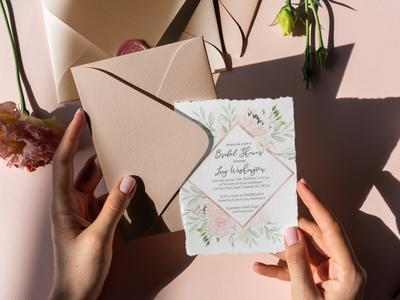 Wedding Day Mock-Up Tenderness